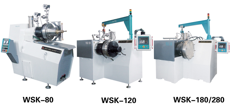 High-Viscosity Fine All-Round Bead Mill