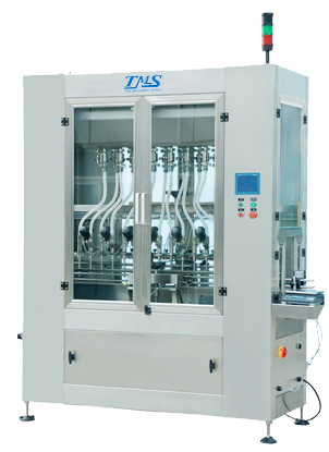 microcomputer-line filling machine