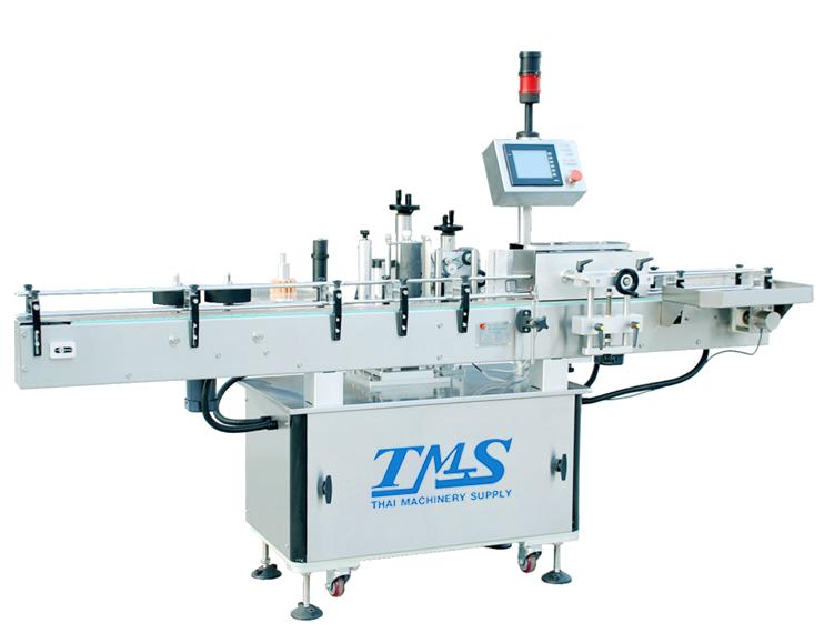 Intelligent sticker labeling machine – เครื่องติดฉลากขวด