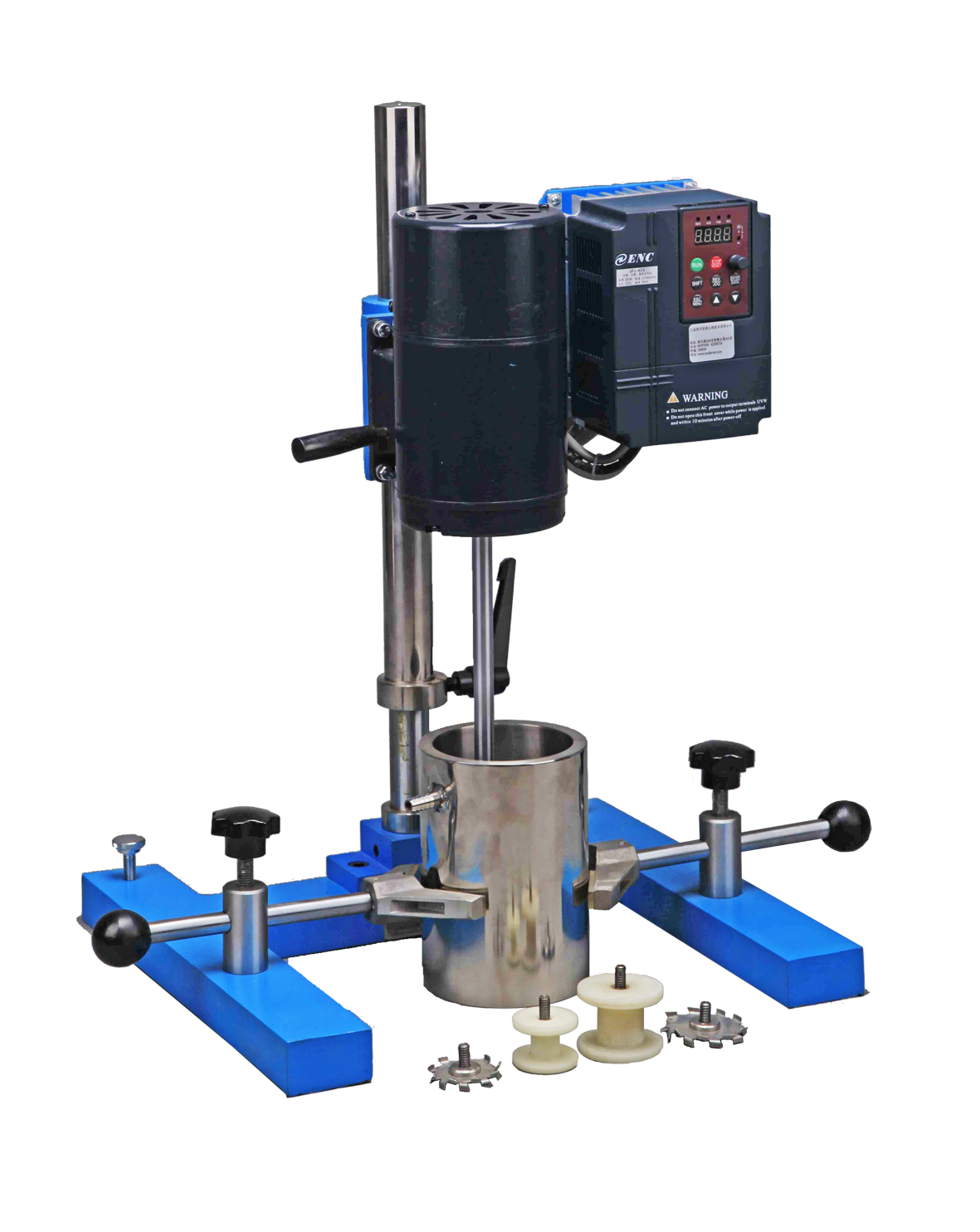 Sand-milling dispersing-agitator – เครื่องปั่นในแล็บ